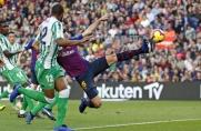 Ciekawostki na temat rywalizacji Barcelony z Realem Betis