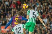 Real Betisprzyjedzie na Camp Nou z kilkoma dobrymi znajomymi Barcelony