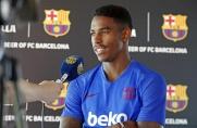 Junior Firpo: Bardzo chciałbym zadebiutować na Camp Nou w meczu z moim byłym zespołem