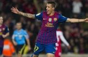 Cristian Tello: Barcelona bardzo dobrze zrobiła, pozyskując Juniora Firpo