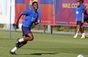 Ansu Fati: w 15 dni z juvenilu A do pierwszego zespołu Barcelony
