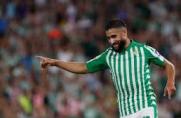 Nabil Fekir piłkarzem, któremu szczególnie zależy na zwycięstwie na Camp Nou