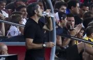 Ernesto Valverde: Ansu ma fantazję i szybkość, może nam pomóc