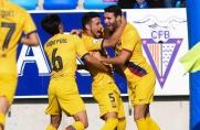 Rezerwy Barcelony rozpoczynają sezon od zwycięstwa