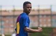 Robert Moreno: Federacja pracuje nad tym, aby Ansu Fati grał dla Hiszpanii