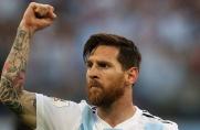 Leo Messi trenuje z drużyną
