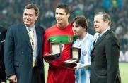 Cristiano Ronaldo: Muszę mieć sześć, siedem lub osiem Złotych Piłek, żeby być nad Messim