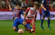 Carles Aleñá znalazł się w bardzo trudnym położeniu w Barcelonie