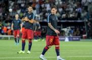 W meczu z Granadą członkowie nowego tridente po raz pierwszy mogą zagrać ze sobą od pierwszej minuty