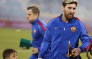 Mundo Deportivo: Messi, ter Stegen i de Jong udadzą się na poniedziałkową galę FIFA do Mediolanu