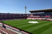Barça liczy na wyjazdowe przełamanie w pierwszym meczu z tridente MSG
