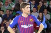 250 meczów Sergiego Roberto w pierwszym zespole FC Barcelony