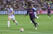 Lista zawodników FC Barcelony powołanych na spotkanie z Villarrealem