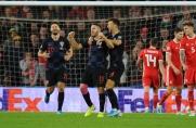 Chorwacja remisuje z Walią, występ Ivana Rakiticia w drugiej połowie