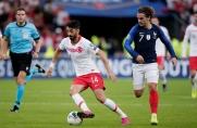Niespodzianki w meczach Francji i Portugalii