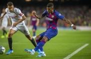 Sport: Ernesto Valverde obiecał Semedo pewne miejsce w składzie i dotrzymuje słowa