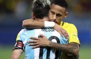 Leo Messi może zmierzyć się w listopadzie z Neymarem