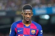 Przełożenie meczu Barcelony z Realem Madryt byłoby dobrą wiadomością dla Ousmane'a Dembélé