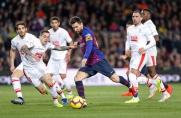 Leo Messi koszmarem trenera Eibaru José Luisa Mendilibara
