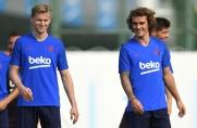 Marca: Pieniądze zainwestowane w Griezmanna i De Jonga zaczynają się zwracać Barcelonie