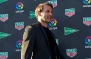 Gaizka Mendieta: To była kwestia czasu, żeby Messi, Suárez i Griezmann zaczęli się lepiej rozumieć na boisku