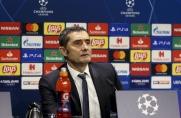 Ernesto Valverde: Chciałbym poznać datę El Clásico i żeby nie wpływały na nas wojenki LaLigi i Federacji