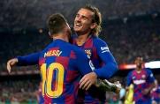 Barcelona w poszukiwaniu najlepszej wersji Antoine'a Griezmanna