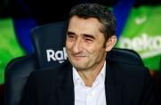 Ernesto Valverde: Najważniejsza była możliwość gry i postawa chłopaków z rezerw