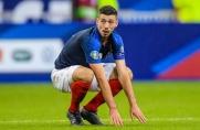Francja nie bez problemów pokonała Mołdawię; fatalny błąd Clementa Lengleta