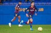 Riqui Puig tym razem przemówił na boisku we wczorajszym meczu Barcelony z Cartageną