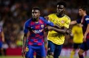 Moussa Wagué stoi przed szansą na pierwszy występ w tym sezonie w barwach Barcelony