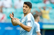 Urugwaj wygrywa z Węgrami; asysta Luisa Suáreza przy jednej z bramek