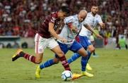 Mundo Deportivo: Barcelonamoże rywalizować z Atlético o młodego piłkarza Flamengo [WIDEO]