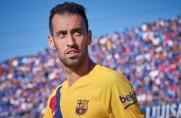 Barcelona nie przegrywa meczów z Sergio Busquetsem grającym od pierwszej minuty