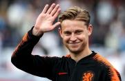 Frenkie de Jong: Postaramy się zdobyć mistrzostwo Europy