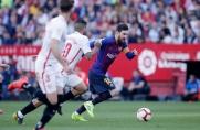Opta: Leo Messi najlepszym dryblerem w pięciu najsilniejszych europejskich ligach