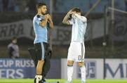 Historia rywalizacji reprezentacyjnej Leo Messiego i Luisa Suáreza