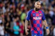 Piłkarze Barcelony wracają do treningów po trzech dniach przerwy