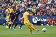 Leo Messi w 2019 roku poprawił skuteczność wykonywania rzutów karnych