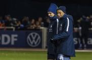 Antoine Griezmann i Clement Lenglet dołączyli do treningów Barcelony