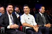 Cristiano Ronaldo do kolegów z Manchesteru United: Leo Messi może być lepszym piłkarzem ode mnie, ale on tak nie uważa