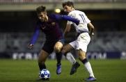 Trzej zawodnicy Barcelony B mają szansę na powołanie na mecz z Leganés
