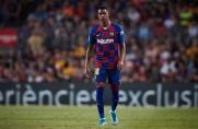 AS: Barcelona wierzy w poprawę poziomu gry Juniora Firpo