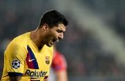 Luis Suárez: Barça musi poszukać młodego napastnika, który będzie cieszył się grą, kiedy ja odejdę