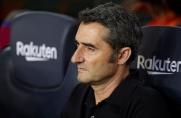 Ernesto Valverde:Jesteśmy zadowoleni z Ivana Rakiticia i Arturo Vidala
