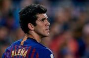 AS: Getafe i Barcelona zgadzają się co do wypożyczenia Carlesa Aleñi