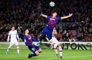 Luis Suárez: Gratuluję Griezmannowi, ponieważ nie jest łatwo przystosować się do gry Barçy