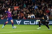 Manolo Reina: Barcelona to nie nasza liga, ale mimo to daliśmy z siebie wszystko