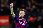 Ivan Rakitić: Barcelona jest dla mnie idealnym miejscem