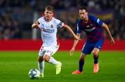 Sergio Busquets: Leo Messi ma warunki do tego, aby grać jeszcze przez długi czas